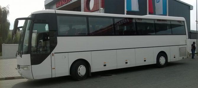 Transport cu autocar MAN LIONS (50 de locuri)