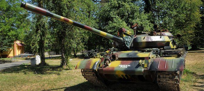 TRANSILVANIA ARSENAL PARK Orăștie – parcul militar de aventură