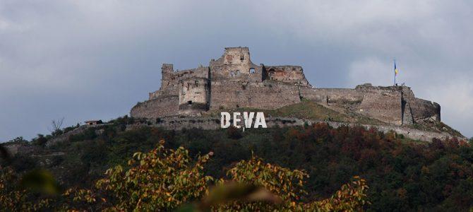 DEVA – orașul care trăiește prin cetatea sa