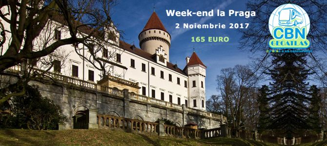 Week-end la Praga, 2 noiembrie 2017