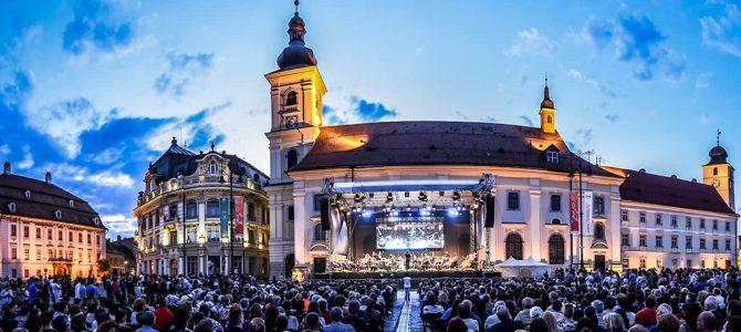 SIBIU – una din capitalele culturale europene