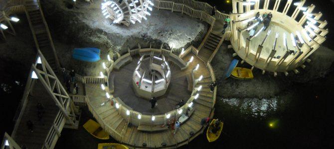 SALINA TURDA – cel mai vizitat obiectiv turistic din România
